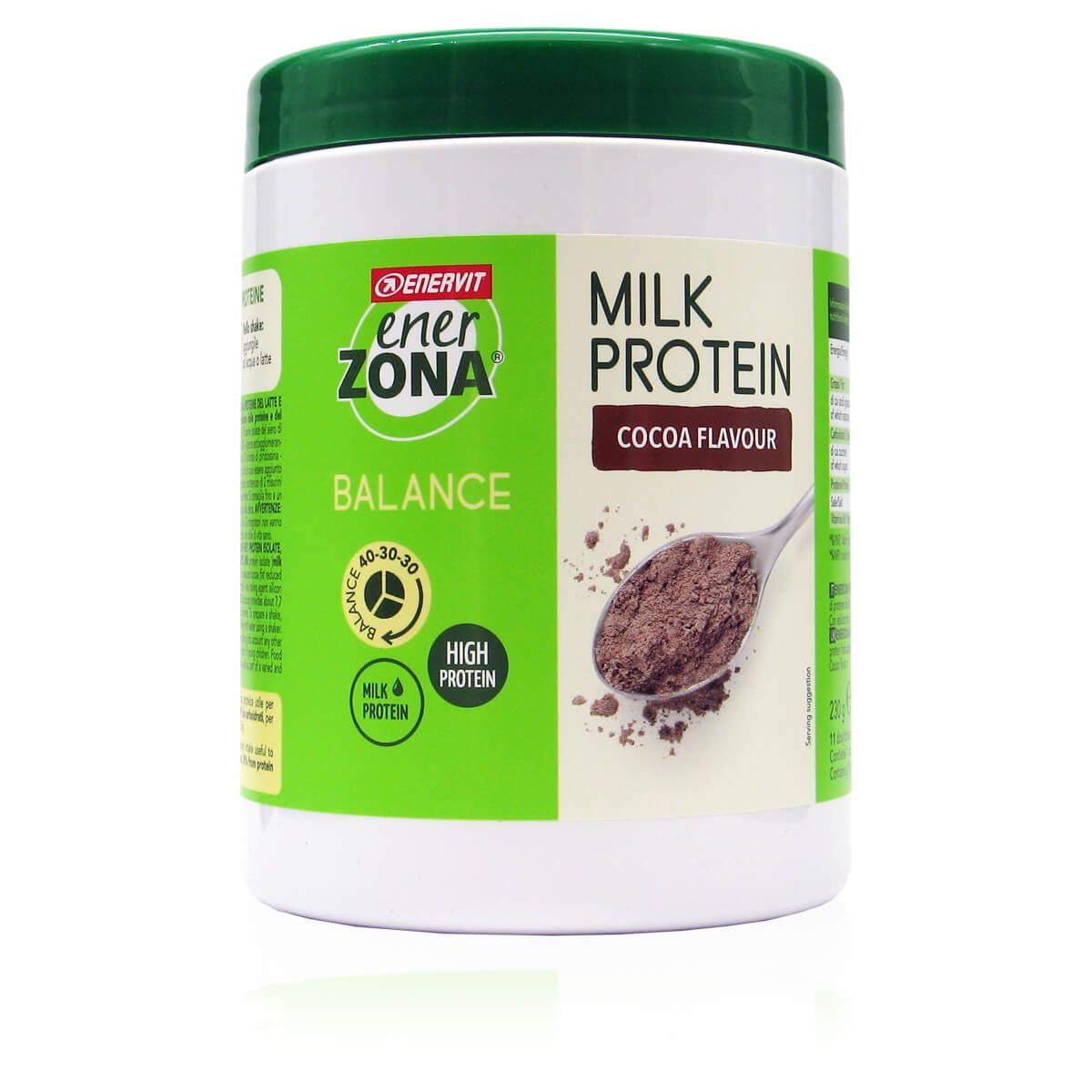 EnerZona Balance Proteine del Latte