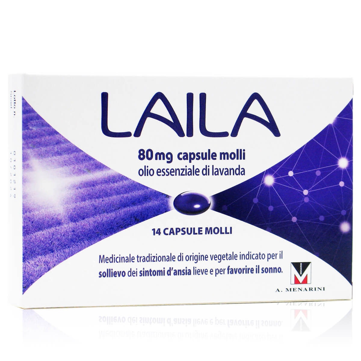 Laila 80 mg Capsule Molli
