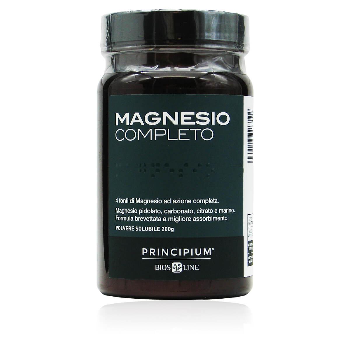 Bios Line Principium Magnesio Completo Polvere Solubile