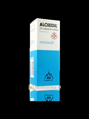 Aloxidil Lozione ml60