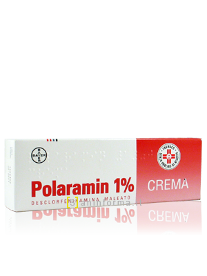Polaramin crema 1%