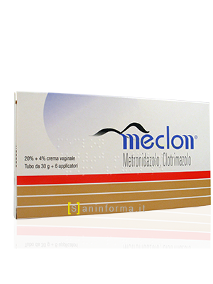 Meclon 20% + 4% Crema