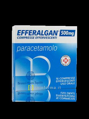 Efferalgan Cpr Eff. mg.500