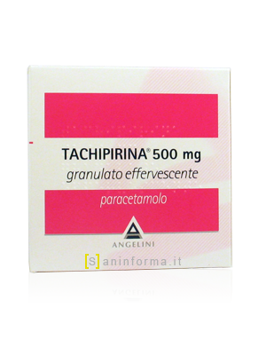 Tachipirina 500 mg bustine