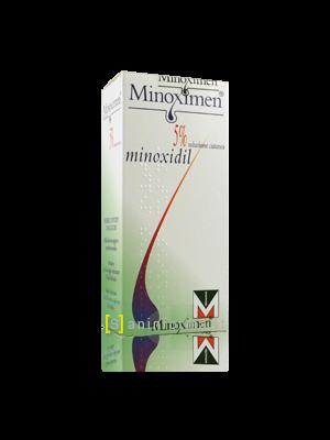 Minoximen 5% Soluzione Cutanea