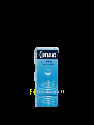 Guttalax 7,5mg/ml gocce