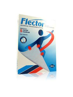 Flector 180 mg 5 Cerotti Medicati