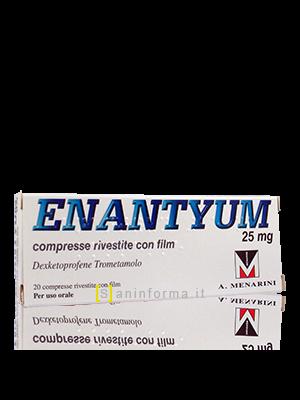 Enantyum 25 compresse