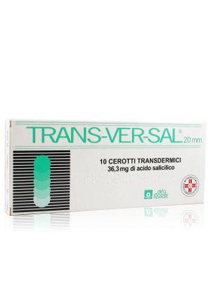 Transversal Cerotti Transdermici 20 mm