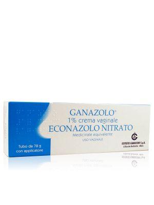 Ganazolo 1% Crema Vaginale Tubo con Applicatore