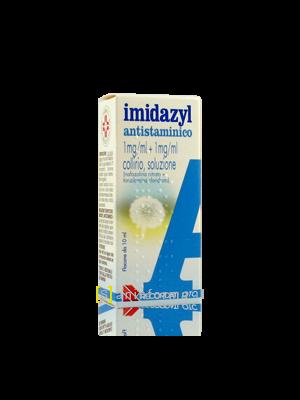 Imidazyl Antistaminico 1 mg/ml + 1 mg/ml Collirio Soluzione