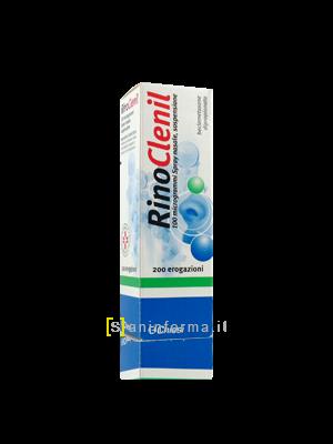 RinoClenil 100 microgrammi Spray Nasale, sospensione