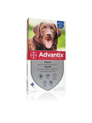 Advantix Spot On Cani Large Antiparassitario