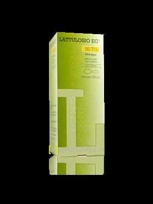 Lattulosio EG 66,7% Sciroppo ml 180