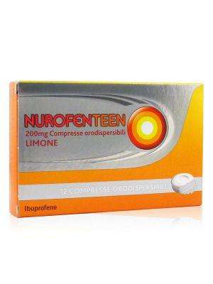 Nurofenteen 200 mg Compresse Limone