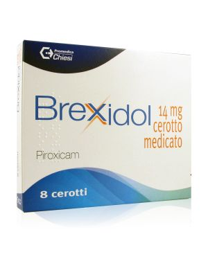 Brexidol 14 mg Cerotto Medicato 8 cerotti