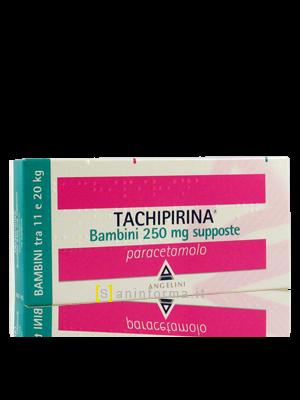 Tachipirina supposte bambini 250mg
