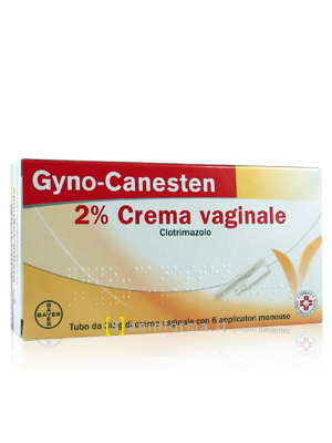 Gyno-Canesten Crema Vaginale al 2%