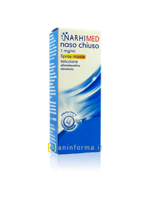 Narhimed Adulti Spray Nasale 1mg/ml