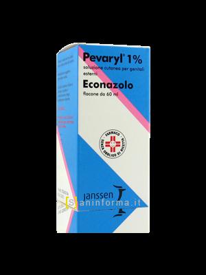Pevaryl 1% Soluzione Cutanea per genitali esterni