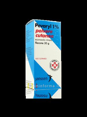 Pevaryl Polvere Dermatologica 1%