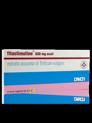 Fitostimoline 600 mg Ovuli