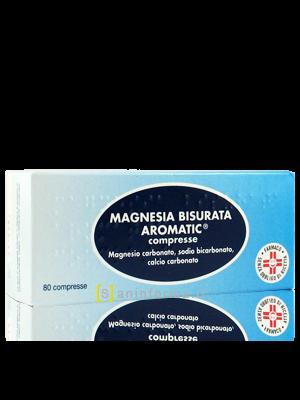 Magnesia Bisurata Aromatic compresse