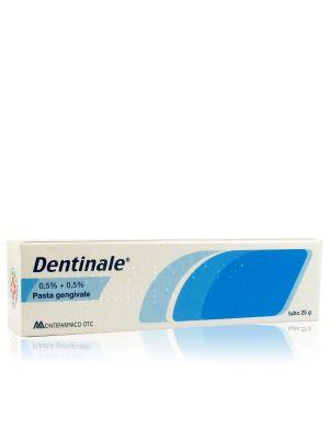 Dentinale 0,5% + 0,5% Pasta Gengivale