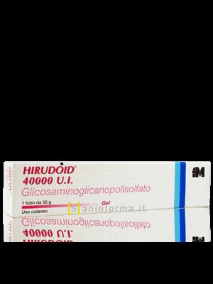 Hirudoid 40000 U.APTT gel