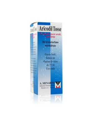 Aricodil Tosse 15 mg/ml Gocce Orali