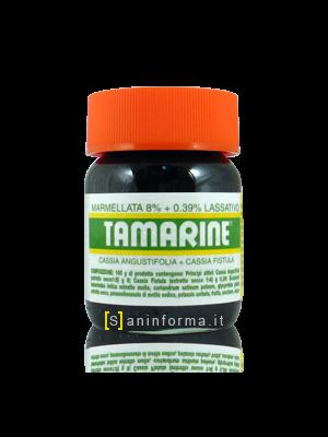 Tamarine marmellata lassativa
