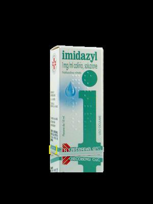 Imidazyl 1 mg/ml collirio, soluzione