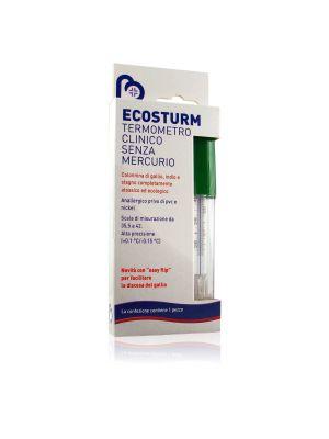 Termometro Clinico Senza Mercurio Ecosturm