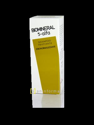 Biomineral 5 alfa Shampoo