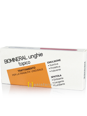 Biomineral Unghie Topico