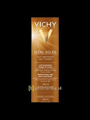 Vichy Ideal Soleil Latte Autoabbronzante Viso e Corpo