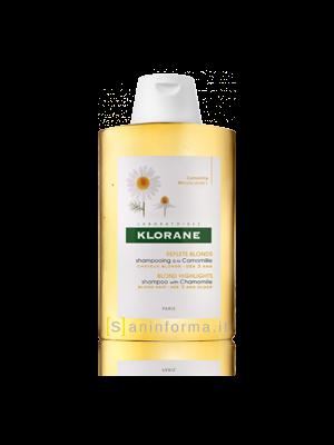 Klorane Shampoo Riflessi Dorati all'estratto di Camomilla