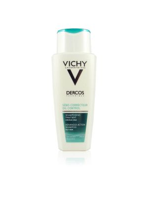Dercos Shampoo Sebo-Regolatore