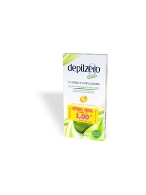 Depilzero Fruits Strisce Depilatorie