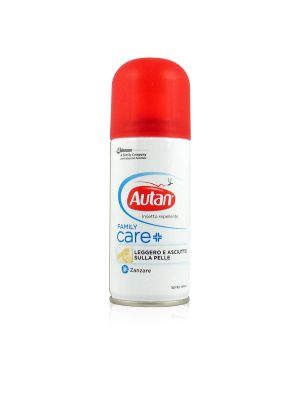 Autan Family Care Spray Secco