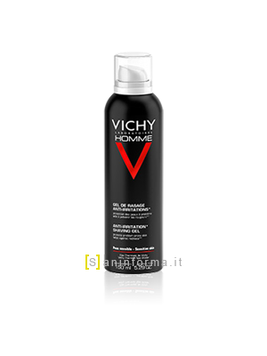 Vichy Homme Gel-Mousse da Barba