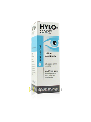 Hylo Care Collirio Lubrificante