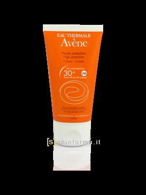 Avene Crema Solare Viso SPF30