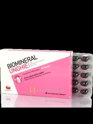 Biomineral Unghie Integratore