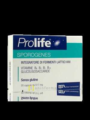 Prolife Sporogenes
