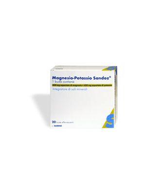 Magnesio-Potassio Sandoz
