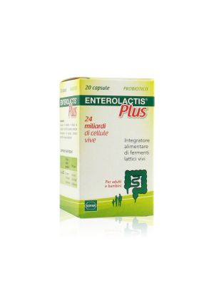 Enterolactis Plus Capsule