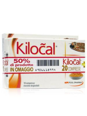 Kilocal Compresse Duo