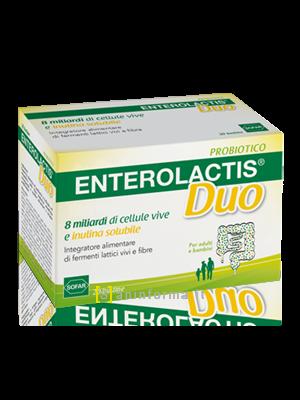 Enterolactis Duo Bustine Maxi