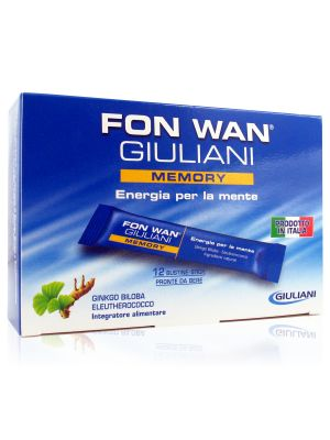 Fon Wan Giuliani Memory